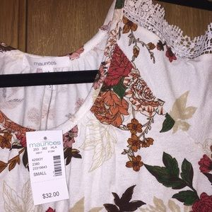 Maurices Tops - Pretty new top by Maurice's size small.